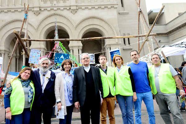 San Fernando y Scouts Argentina juntos en la Jornada del Cuidado del Medio Ambiente