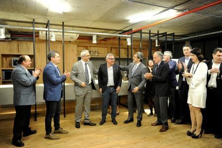 Más de un centenar de empresas participaron en Tigre de la ronda de negocios de la UIT con la CAME