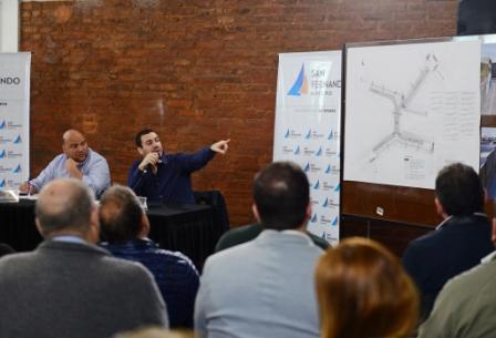 Se realizó en San Fernando una audiencia pública por la obra del Túnel de Martín Rodríguez