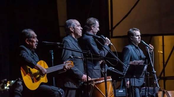 OPUS Cuatro celebra su 50 aniversario en San Isidro
