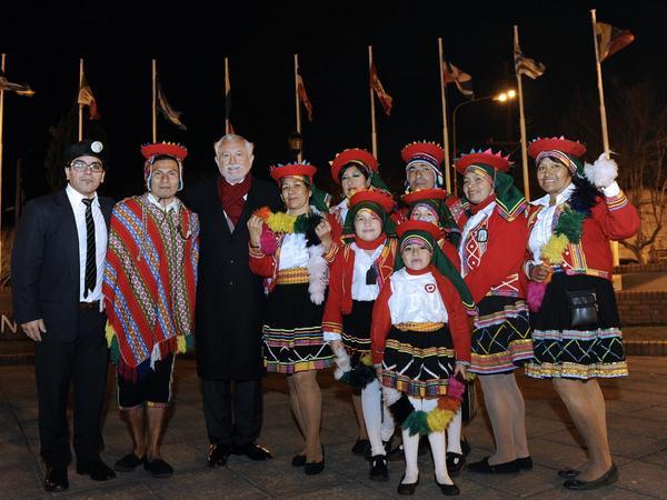 Se celebró en Tigre el Día del Inmigrante