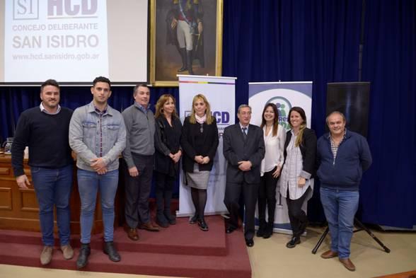 Un panel de expertos propuso en el HCD de San Isidro soluciones sobre el problema de las adicciones