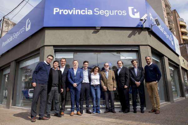 Provincia Seguros inauguró un nuevo centro de atención en San Miguel
