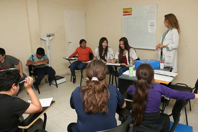 Primer programa gratuito del país para disminuir sobrepeso y obesidad infantil San Isidro