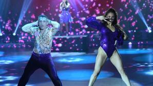 Barby Silenzi y El Polaco quedaron en deuda en su debut y el jurado pidió más ensayos