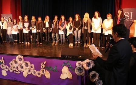 San Isidro celebró el día del maestro