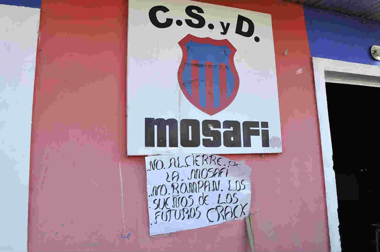 El Club Mosafi de Las Tunas, cerca de ser desalojado