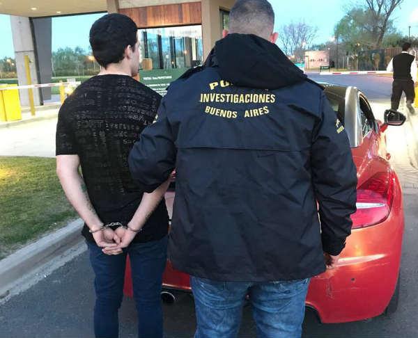 Un detenido por comercialización de estupefacientes e investigado por varios robos en Nordelta