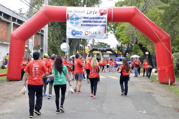 Tigre se sumó a la Celebración Internacional del Bienestar