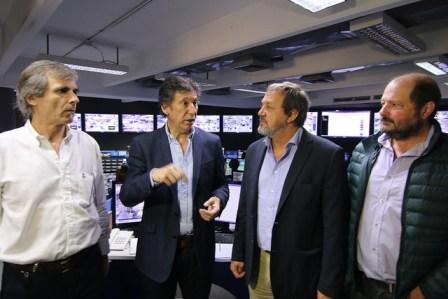 Legisladores provinciales elogiaron el modelo de seguridad de San Isidro
