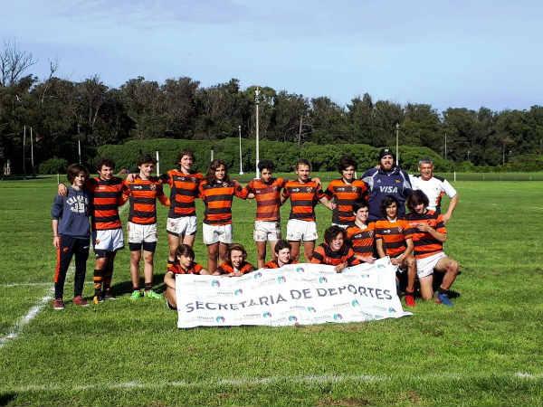Olivos Rugby Club Campeón de los Juegos Bonaerenses 2018