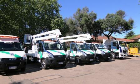 San Isidro suma flota de vehículos para optimizar servicios en la vía pública