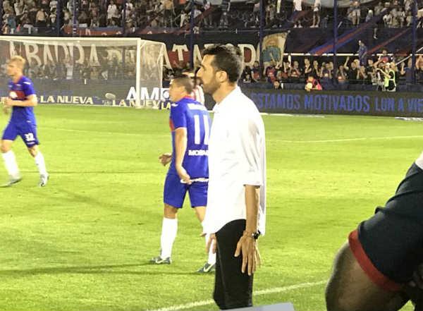 En el debut de Echeverría, Tigre venció a Estudiantes