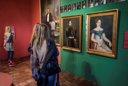 Se inauguró en San Isidro Viajeros en el Tiempo, un recorrido histórico a través de la crónica