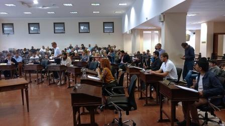 El HCD de Tigre solicitó a la Agencia de Administración de Bienes del Estado la cesión del Club Ecosol a la órbita municipal