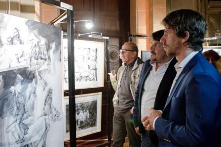 Se inauguró el Salón Primavera 2018, destacada muestra artística de San Fernando