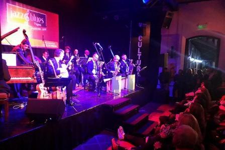 La Antigua Jazz Band festejó en Tigre 50 años de música
