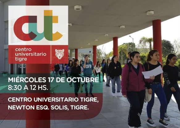 Comienza la Expo CUT 2018 en Tigre