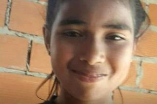 Sheila Ayala, la menor que está siendo buscada