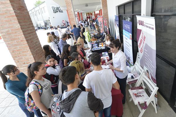Con la participación de más de mil personas, Tigre realizó la sexta edición de la Expo CUT