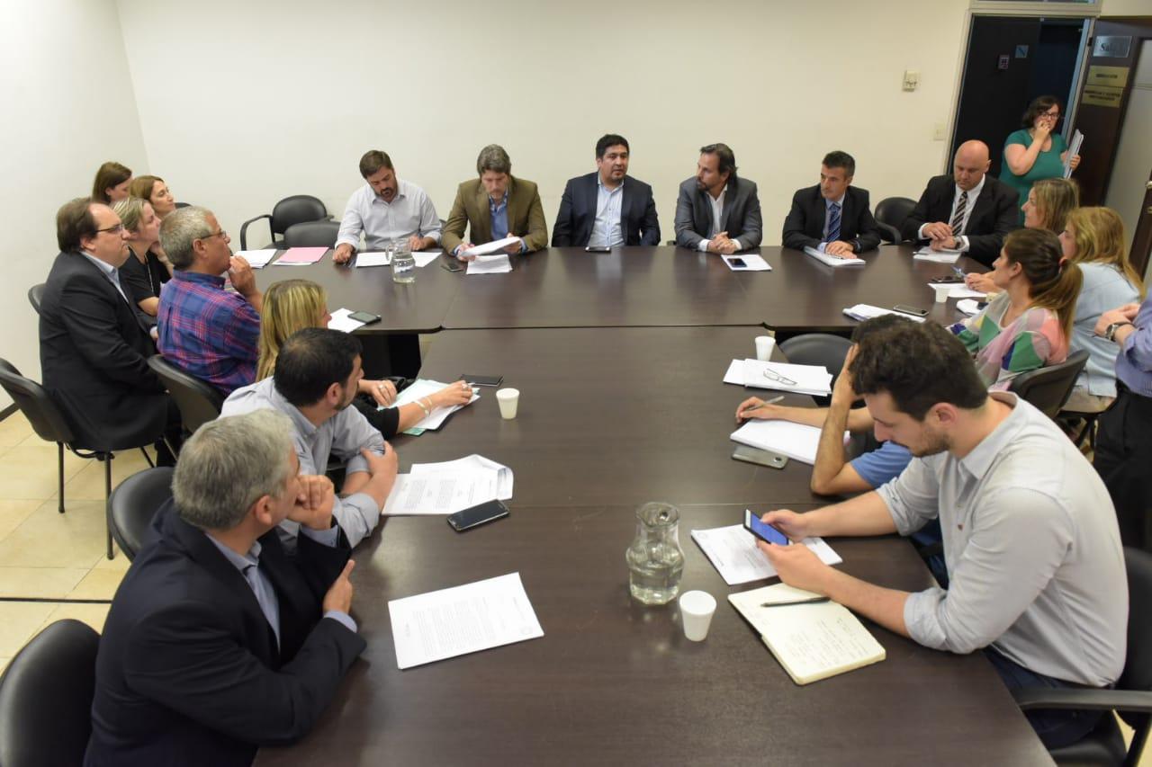 Diputados de Cambiemos presentaron el proyecto de Vidal y Ritondo sobre la creación de un Instituto Universitario Policial