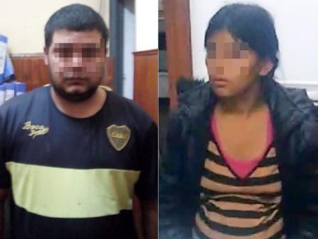 Leonela Ayala, hermana del padre de la víctima, y su pareja, Fabián Ezequiel González Rojas, de nacionalidad paraguaya, habrían confesado el crimen ante la Policía.