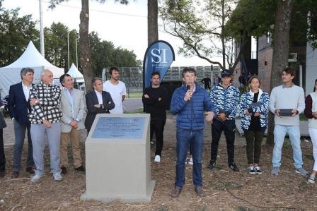 El intendente Gustavo Posse homenajeó a los atletas locales que representaron al país en los Juegos Olímpicos de la Juventud Buenos Aires 2018.