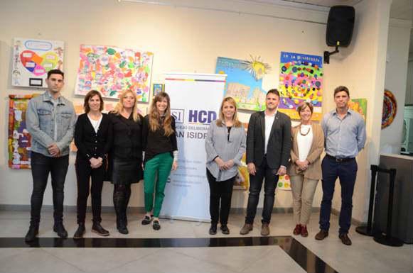La Fundación Líderes por la Vida sumó esfuerzos para combatir el bullying