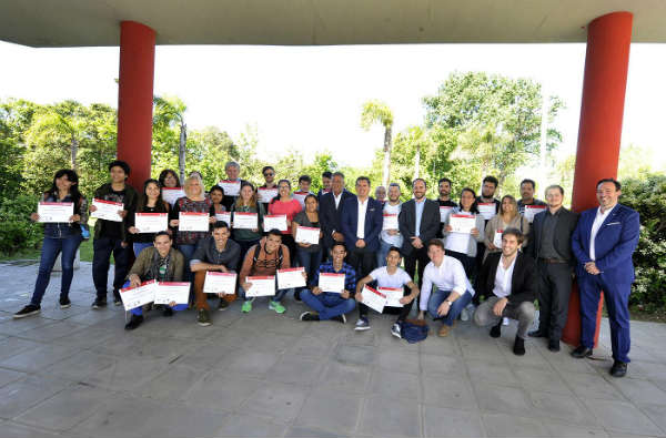 Tigre entregó certificados a egresados de su Polo Tecnológico Social