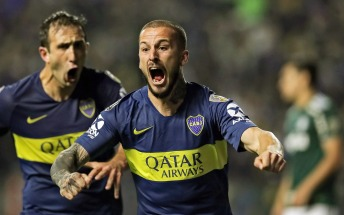 Volvió Benedetto, marcó por duplicado y le dio a boca un triunfo clave sobre Palmeiras