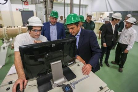 """Sergio Massa """"El Presupuesto no refleja las necesidades de los argentinos, sino las del FMI para que Argentina cumpla"""""""