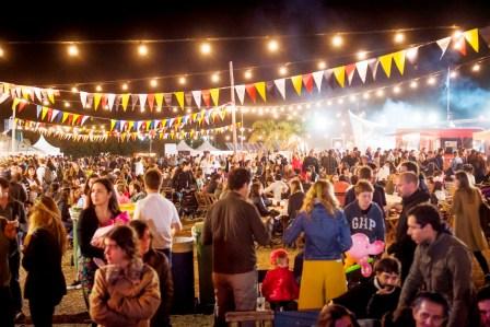 Más de 30 mil personas disfrutaron de Bocas Abiertas en el bajo de San Isidro