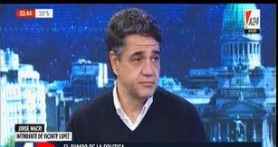 Jorge Macri redobla la apuesta de Pichetto sobre extraditar a los extranjeros que delinquen
