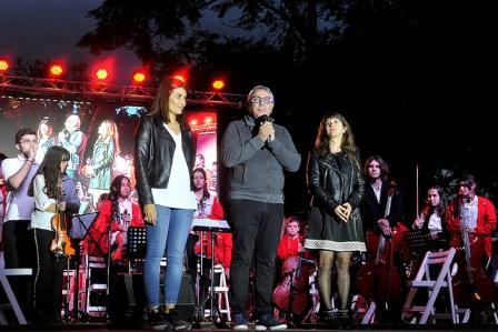Julio Zamora anunció la creación de la séptima orquesta municipal de Tigre