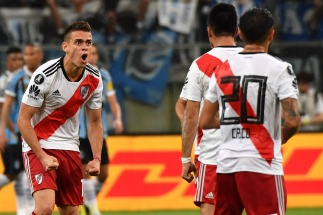 River venció a Gremio y es finalista de la Copa Libertadores