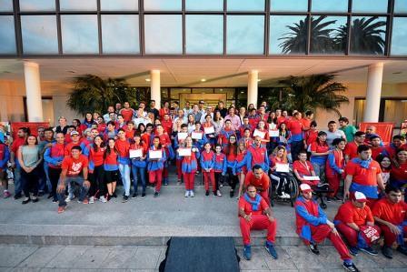 En el HCD, Tigre reconoció a vecinos que participaron de las finales de los Juegos Bonaerenses