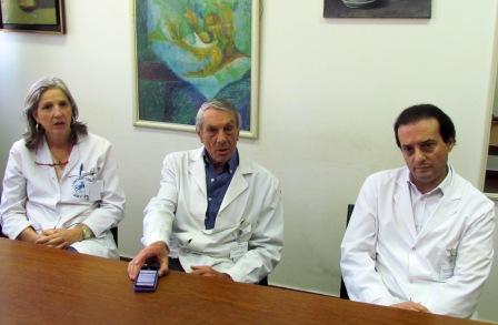 El Director del hospital de Pacheco Hugo Gass salió al cruce de las acusaciones de los gremios