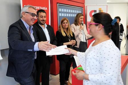 Tigre firmó un convenio con UCES para el beneficio de  cooperadoras escolares