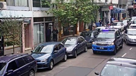 """Vicente López: A pocos días de ser inaugurados, los """"Puntos Seguros"""" ya cuentan con casos de éxito"""