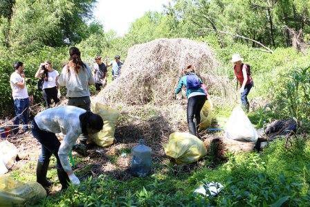 Ribera Norte de San Isidro festejó sus 30 años con una jornada de limpieza ambiental