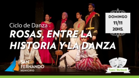 Fin de semana de noviembre con interesantes espectáculos en el Teatro Martinelli