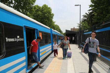 El ramal Tigre de la Línea Mitre sumará nuevos servicios adicionales diarios