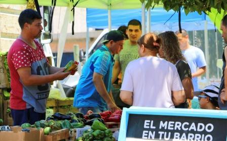El Mercado en tu Barrio llega a Munro