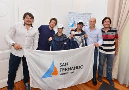Sanfernandinos en el Mundial de Tenis para Personas con Discapacidad Intelectual