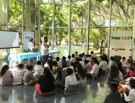 Cientos de chicos participaron de una nueva edición de la Feria STEAM