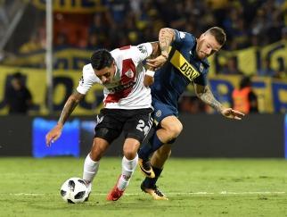 Boca y River se verán las caras en la primera superfinal de la Copa Libertadores