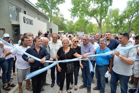 """El Sindicato de Trabajadores Municipales de Tigre inauguró su predio recreativo """"Omar Cabral"""""""