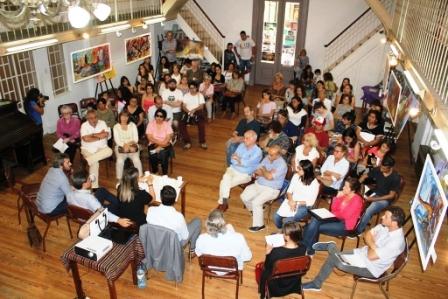 San Fernando debate: Diálogo Urbano sobre derechos de las personas con discapacidad
