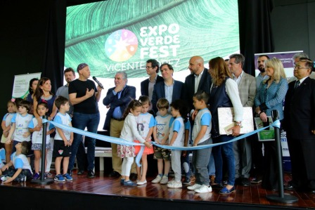 Se realizó Expo Verde en Vicente López