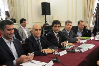 Con la visita del ministro de Economía bonaerense, Hernán Lacunza, la Legislatura provincial comenzó a debatir hoy en comisiones el Presupuesto 2019 y la Ley Fiscal impositiva presentados por la gobernadora María Eugenia Vidal.